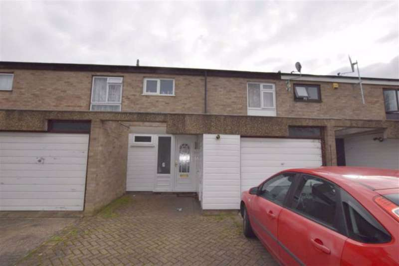 3 Bedrooms Terraced House for sale in Meredene, Basildon, Essex