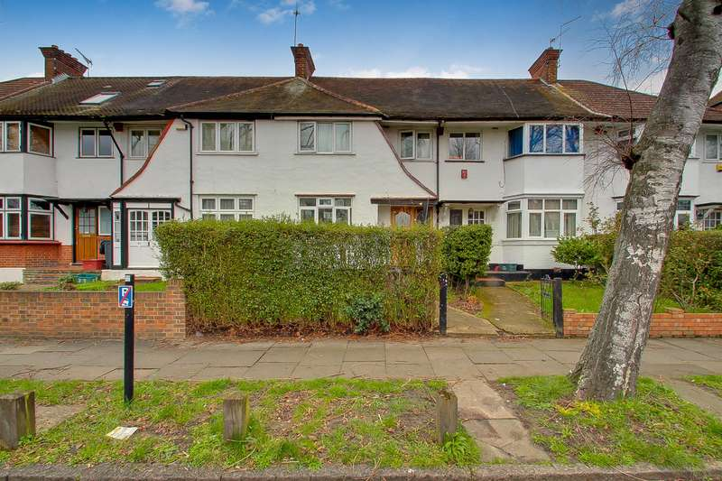 4 Bedrooms Terraced House for sale in The Ridgeway, Acton, London, W3 8LW
