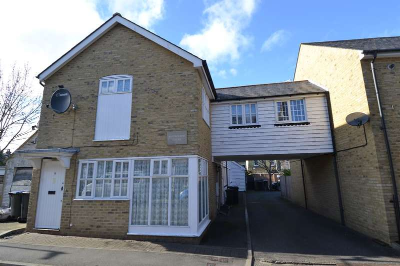 2 Bedrooms Ground Flat for sale in Essex Street, Whitstable