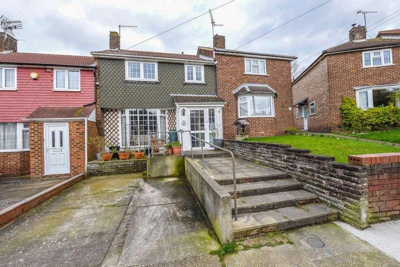 3 Bedrooms Terraced House for sale in Dorrit Way, Rochester ME1