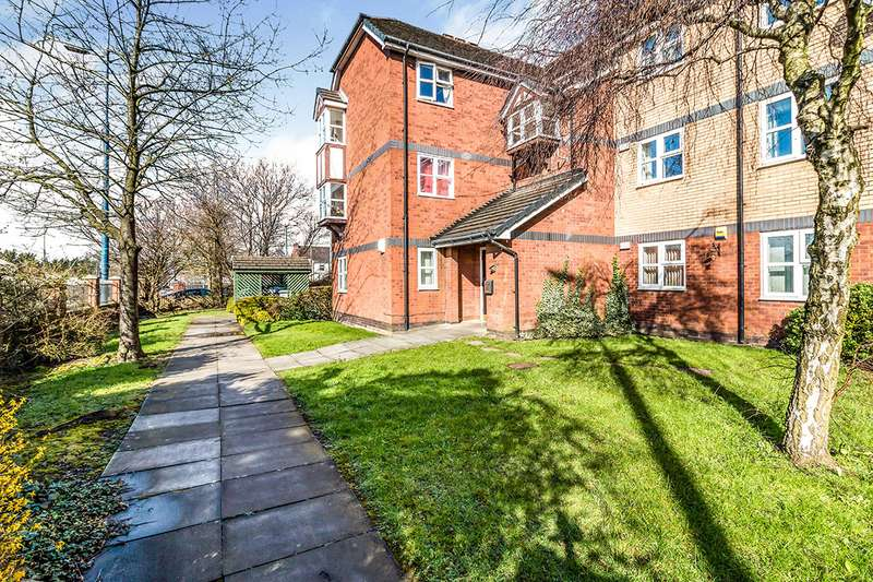2 Bedrooms Apartment Flat for sale in Riddell Court, Sheader Drive, Salford, Greater Manchester, M5
