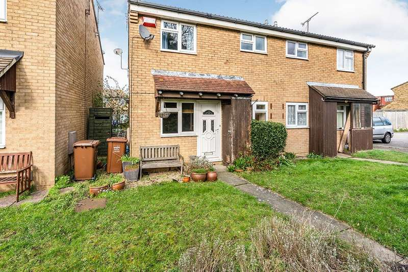 1 Bedroom End Of Terrace House for sale in Hanway, Gillingham, Kent, ME8