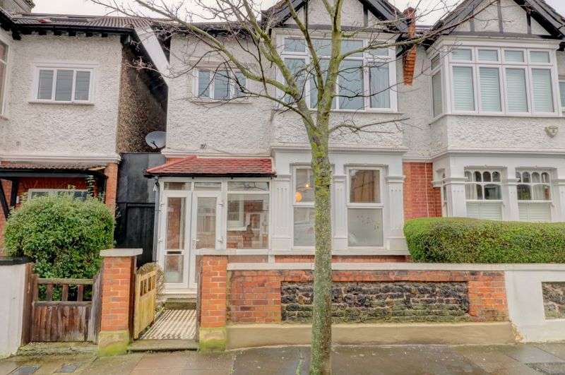 3 Bedrooms Property for sale in Crowborough Road, London