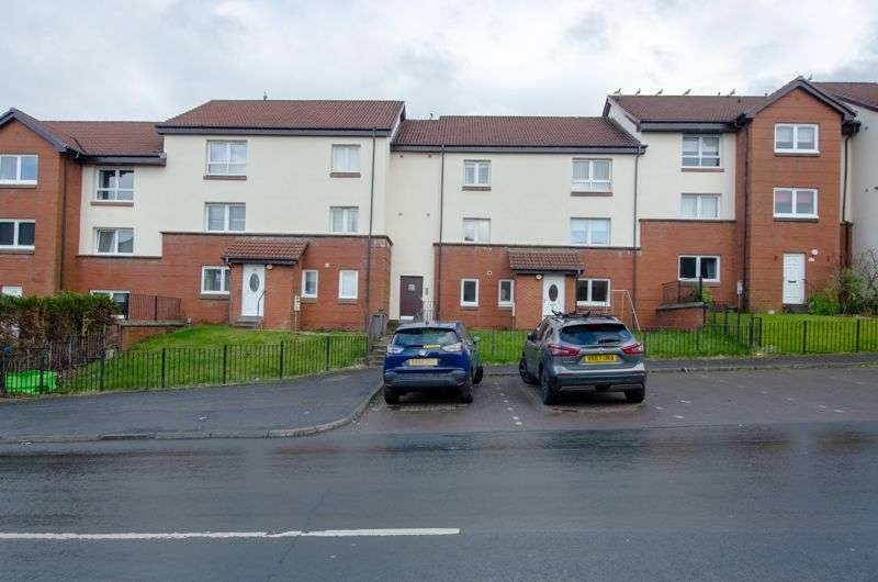 2 Bedrooms Property for sale in Birgidale Road, Glasgow