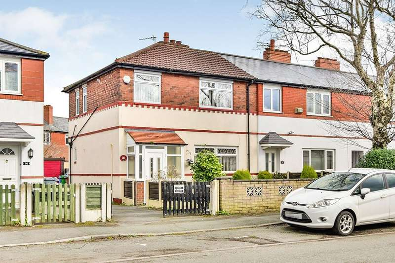 3 Bedrooms Semi Detached House for sale in Whitchurch Road, Withington, Greater Manchester, M20