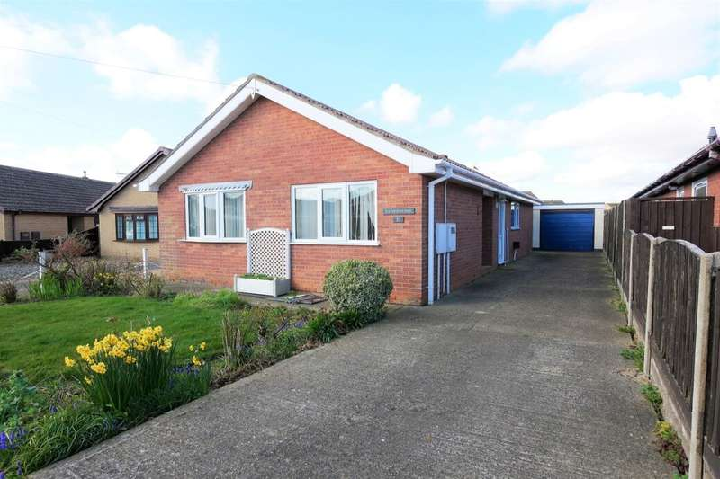 2 Bedrooms Detached Bungalow for sale in Harding Close, Sutton-On-Sea, Mablethorpe, LN12