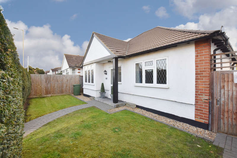 3 Bedrooms Detached Bungalow for sale in St. Albans Road, Garston, Watford