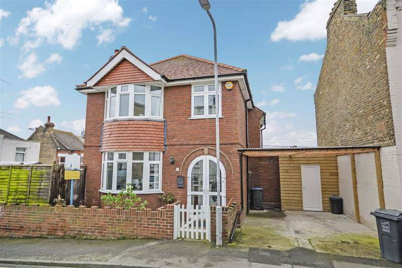 3 Bedrooms Detached House for sale in Clifton Street, Margate, Kent