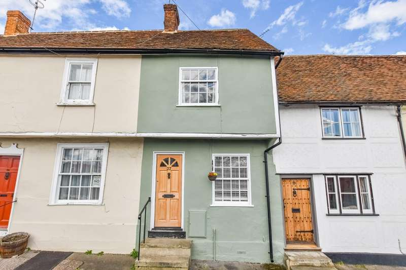 2 Bedrooms Cottage House for sale in Mill End, Thaxted, Dunmow, Essex