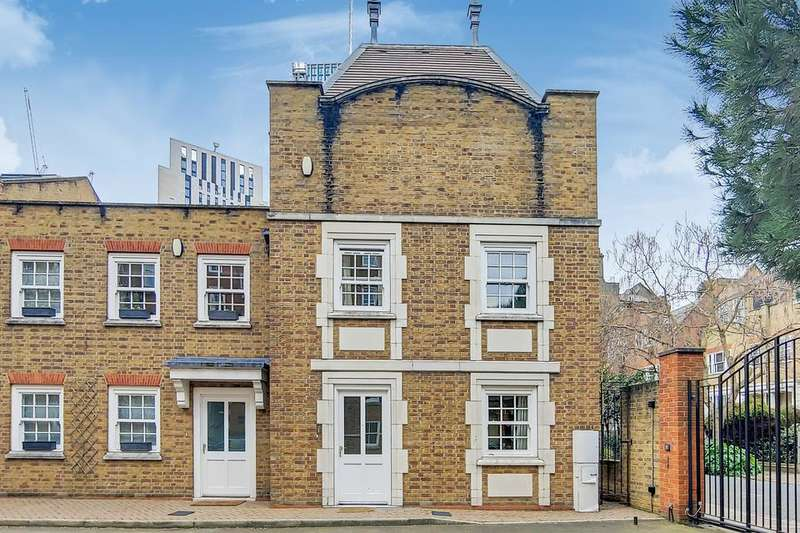 2 Bedrooms House for sale in Langley Lane, London SW8