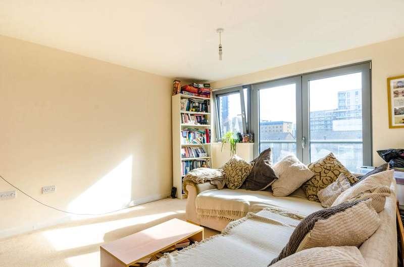 1 Bedroom Flat for sale in Biggerstaff Road, Stratford, E15