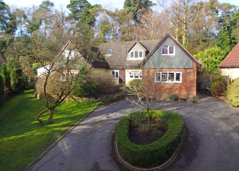 5 Bedrooms Property for sale in Beech Hill, Headley Down