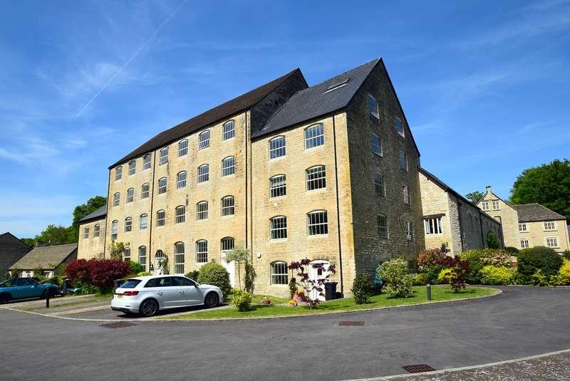 2 Bedrooms Flat for sale in Longfords Mill, Minchinhampton, GL6