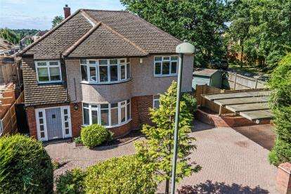 4 Bedrooms Detached House for sale in The Weald, Chislehurst