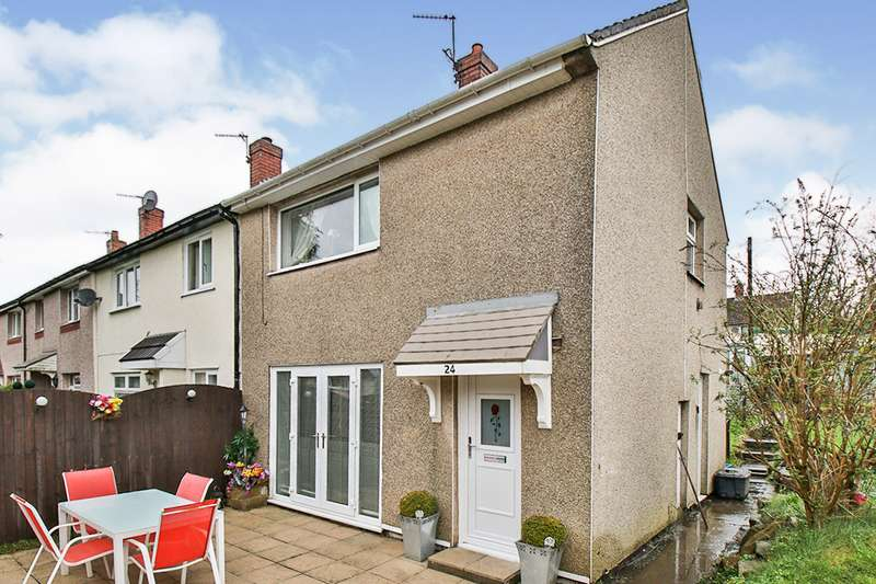 2 Bedrooms House for sale in Denbigh Grove, Burnley, Lancashire, BB12