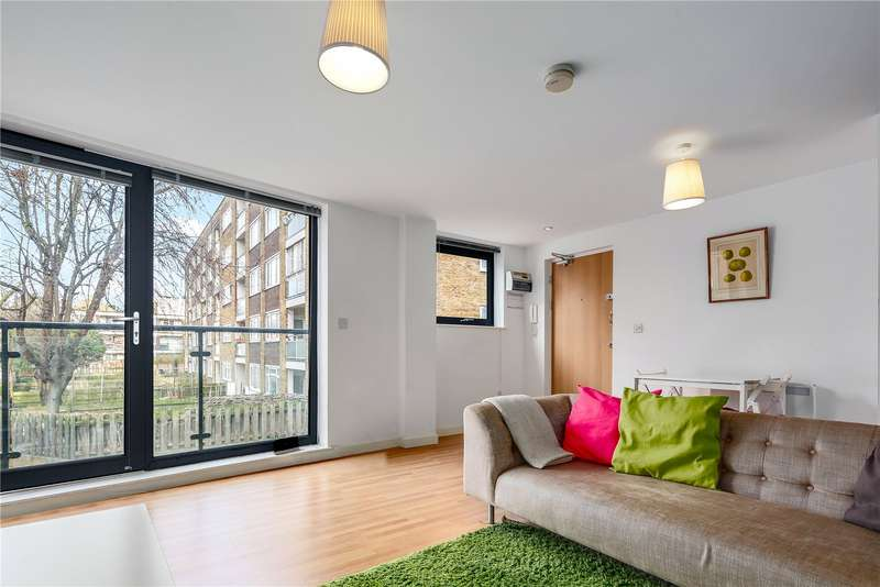 1 Bedroom Flat for sale in Elysium Apartments, 4 Theven Street, London, E1