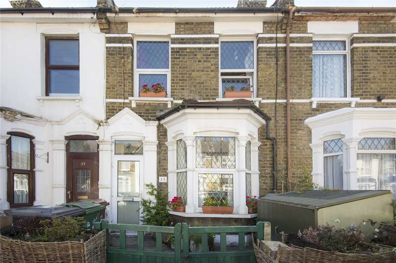 3 Bedrooms Terraced House for sale in Selby Road, London, E11