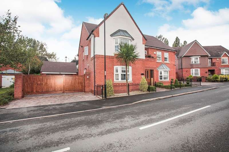 5 Bedrooms Detached House for sale in Poundgate Lane, Coventry, West Midlands, CV4