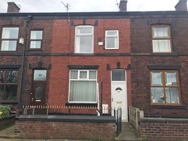 3 Bedrooms Terraced House for sale in Dawson Street, Bury, Greater Manchester, BL9