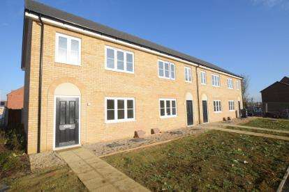 3 Bedrooms Terraced House for sale in Hadham Road, BISHOPS STORTFORD
