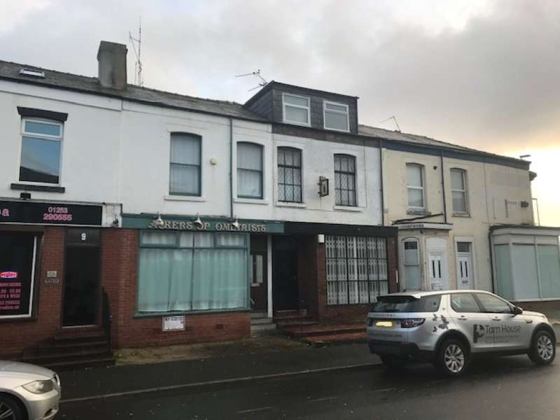 3 Bedrooms Terraced House for sale in 7 Milbourne Street, Blackpool, Lancashire