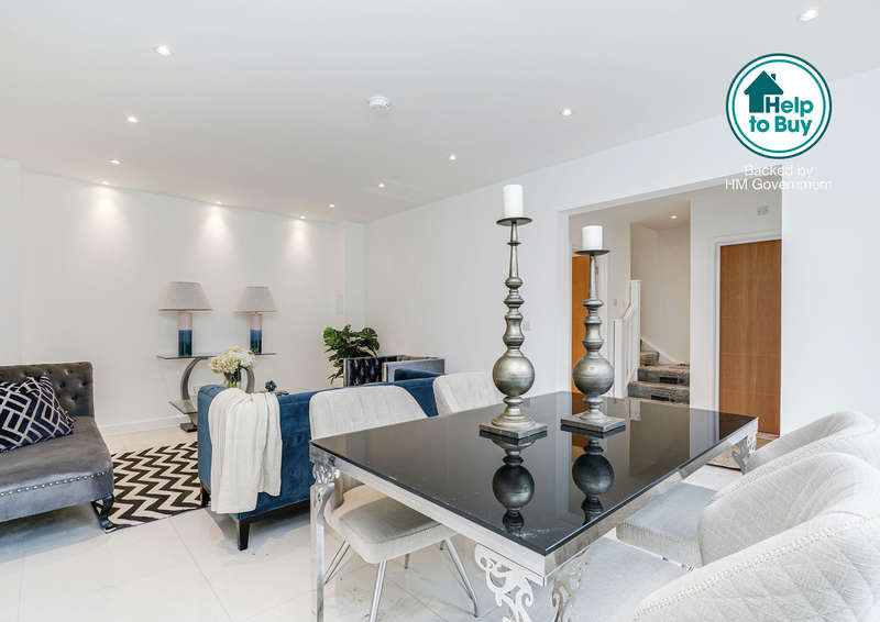 2 Bedrooms House for sale in House 2, 123 - 129 Catford Hill, Catford