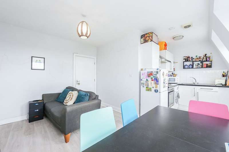 2 Bedrooms Flat for sale in London Road, London SW17