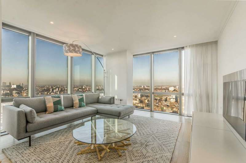 2 Bedrooms Flat for sale in West India Quay, Canary Wharf, E14