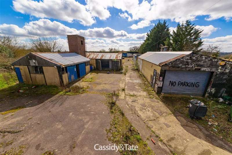 Property for sale in Breachwood Green, Hitchin, Hertfordshire