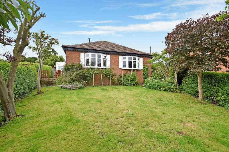 2 Bedrooms Detached House for sale in Church Hill, Burgh Le Marsh, PE24