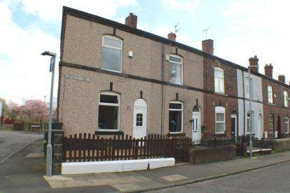 2 Bedrooms End Of Terrace House for sale in Brookshaw Street, Chesham, Bury, Greater Manchester, BL9