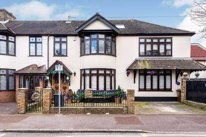 5 Bedrooms End Of Terrace House for sale in Barking