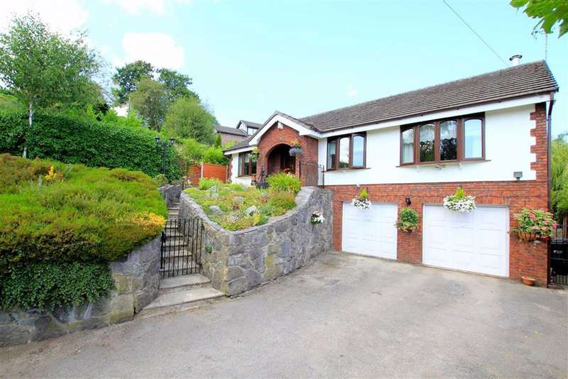 4 Bedrooms House for sale in Pen Y Ball, Holywell, Flintshire, CH8