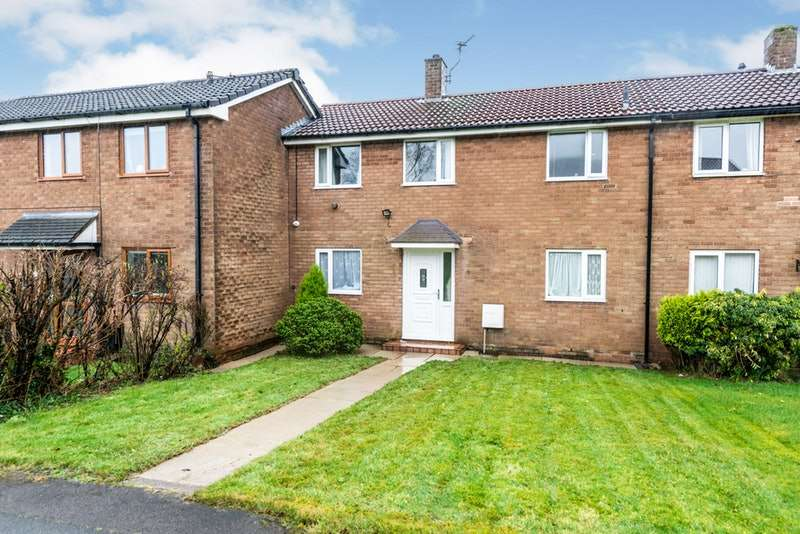 3 Bedrooms Terraced House for sale in Birch Tree Way, Bolton, Greater Manchester, BL6