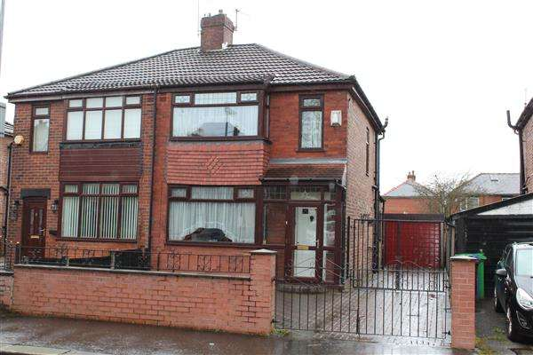 3 Bedrooms Semi Detached House for sale in St Margaret's Road, Manchester