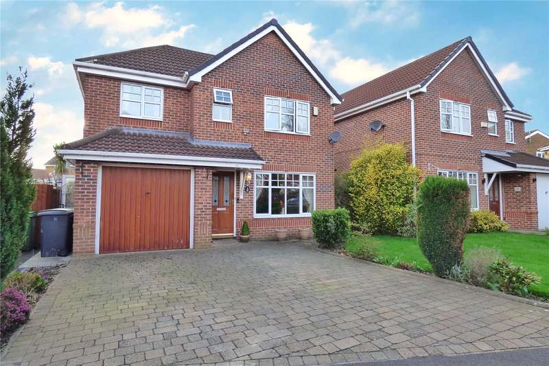 3 Bedrooms Detached House for sale in Cairnwell Road, Chadderton, Oldham, Greater Manchester, OL9