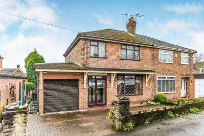 3 Bedrooms Semi Detached House for sale in Heathfield Avenue, Denton, Manchester, Greater Manchester