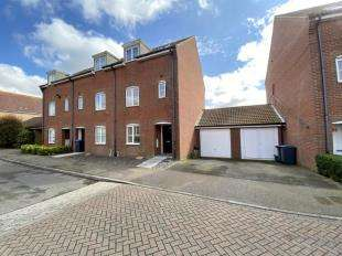 4 Bedrooms End Of Terrace House for sale in Aspen Drive, Whitfield, Dover, Kent