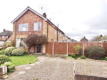 3 Bedrooms Semi Detached House for sale in Woodgate Drive, Birstall, Leicester, Leicestershire