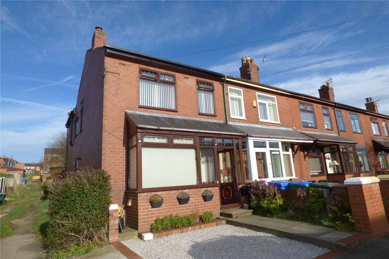 3 Bedrooms End Of Terrace House for sale in Birchfield Avenue, Bury, Greater Manchester, BL9