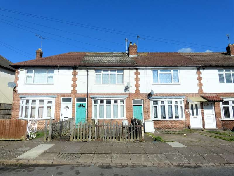 3 Bedrooms Town House for sale in Stockton Road, Northfields, Leicester