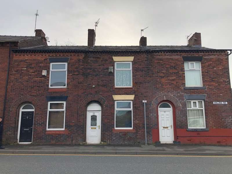 2 Bedrooms Terraced House for sale in 285 Hollins Road, Oldham, Lancashire