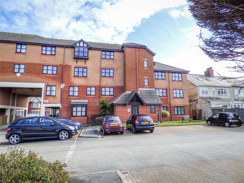 1 Bedroom Apartment Flat for sale in Flat 20, St Annes Court, St Annes Road, South Shore, Blackpool