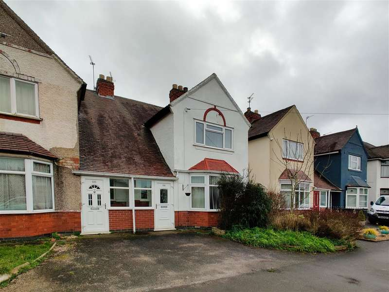 3 Bedrooms Semi Detached House for sale in Coventry Road, Nuneaton