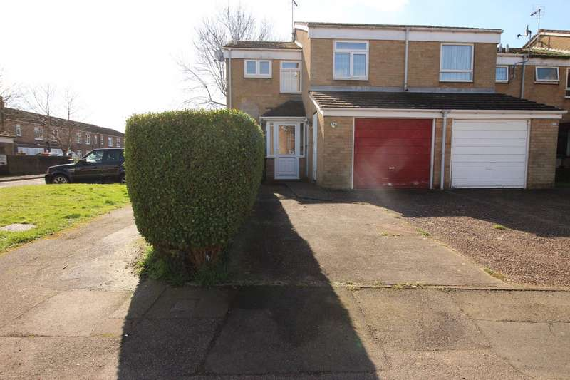 3 Bedrooms End Of Terrace House for sale in Kingston Crescent, Chatham, Kent, ME5