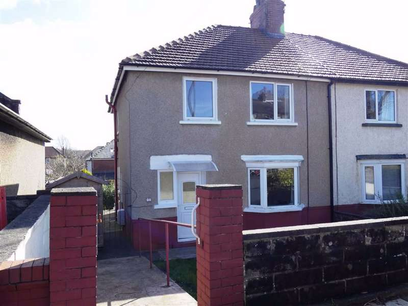 3 Bedrooms Semi Detached House for sale in Rutland Avenue, Lancaster, LA1
