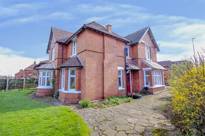 5 Bedrooms Detached House for sale in Derby Road, Sandiacre, Nottingham