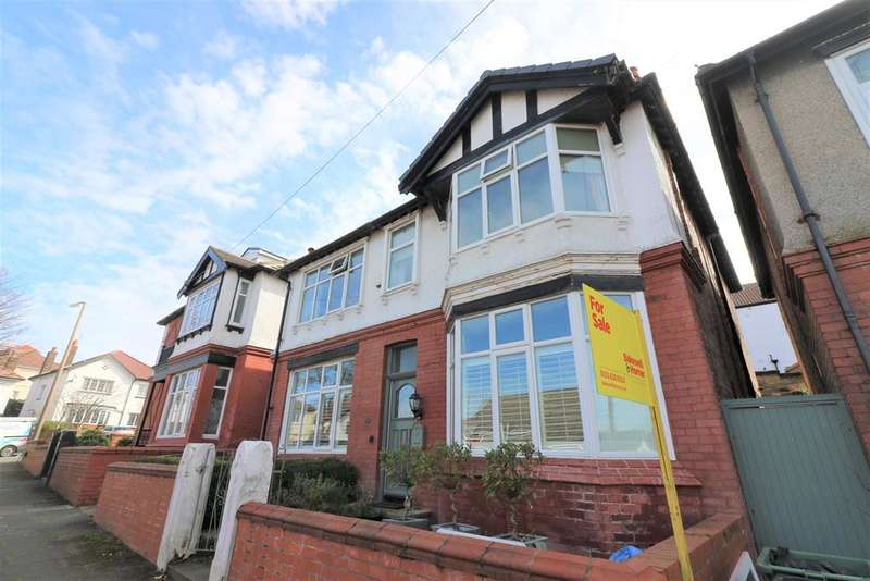 5 Bedrooms Detached House for sale in Sandymount Drive, Wallasey, CH45 0LJ