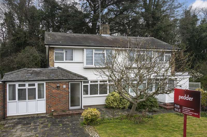 3 Bedrooms House for sale in Stambourne Way, Upper Norwood