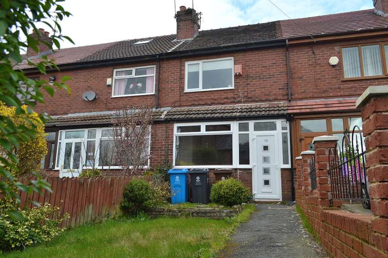 2 Bedrooms Terraced House for sale in Crofton Street, Hathershaw, Oldham, OL8 3DA.